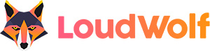 Loud Wolf Logo