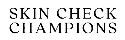 Skin Check Champions